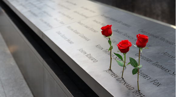 SEIU remembers September 11 victims - SEIU - Service Employees