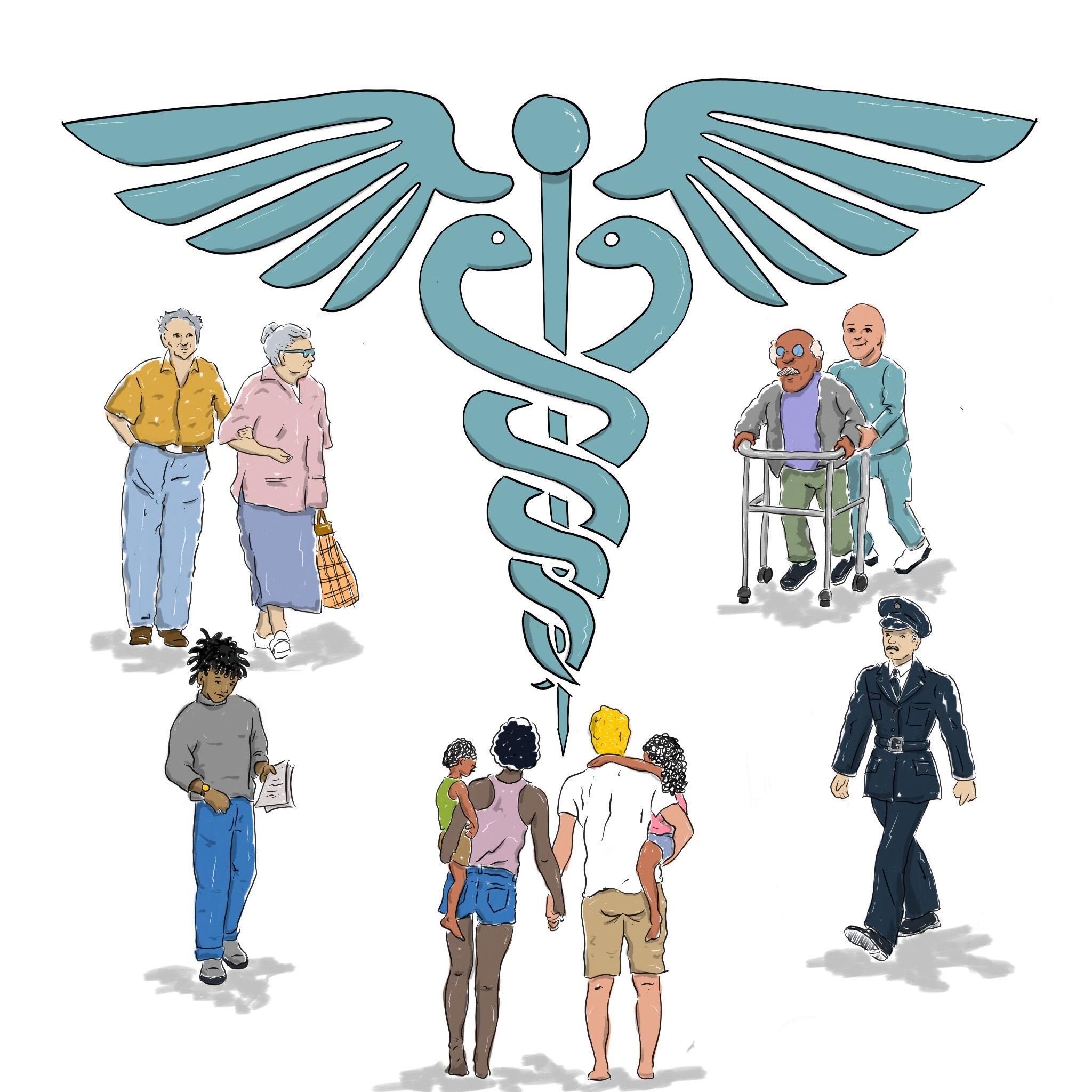 healthcare podcast icon