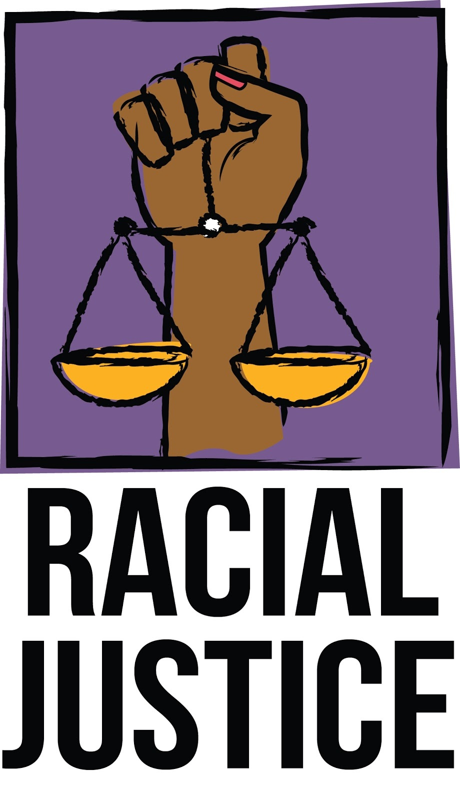 racial justice logo