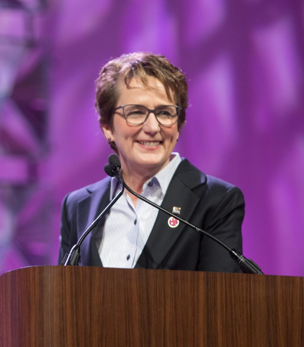Mary Kay Henry, International President - SEIU - Service Employees ...