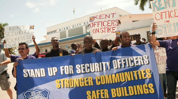 Miami Security Officers Defend City's Living Wage Ordinance